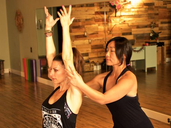 Reset and Restorative Yoga