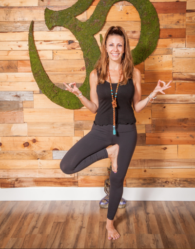 Kimberly Tollman Caffe Yoga Owner